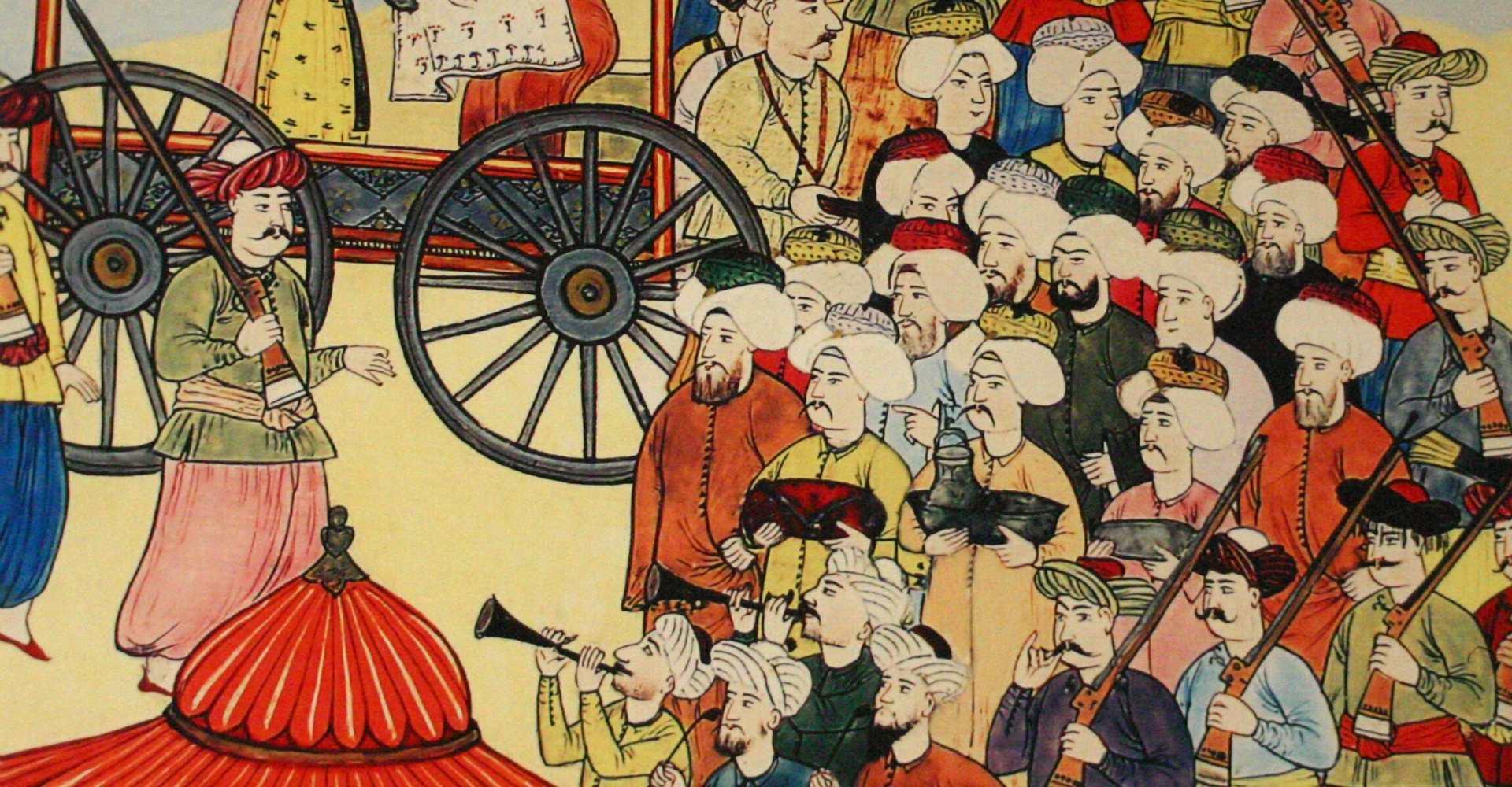 ottoman in byzantium empire